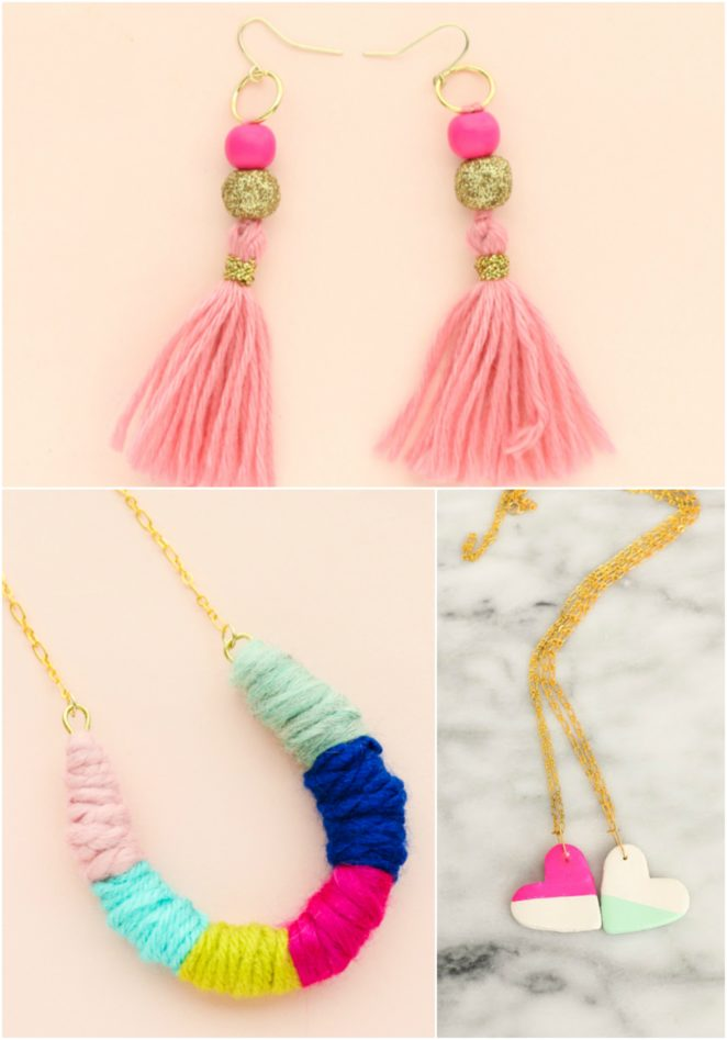 Super Easy And Cheap DIY Jewelry That You Can Make ...