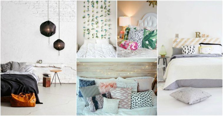 How To Do A Bedroom Makeover Without Spending Money Virily