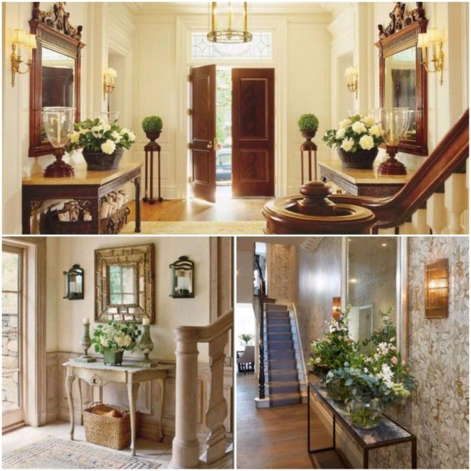 Practical Tips For Home Entrance Hall Design