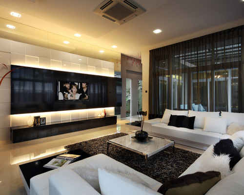 Best Ideas For Tv Feature Wall Design Virily
