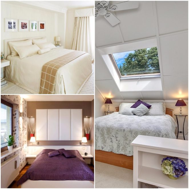 Tips to organize small bedroom space for couples virily - Small bedroom ideas for couples ...