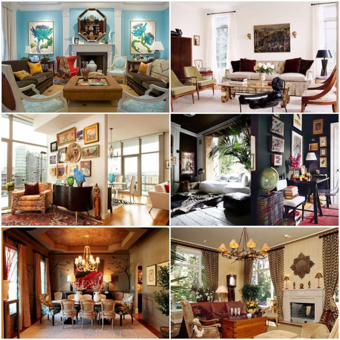 Eclectic Home Decor Ideas: Tips And Ideas For Eclectic Interior Design Style