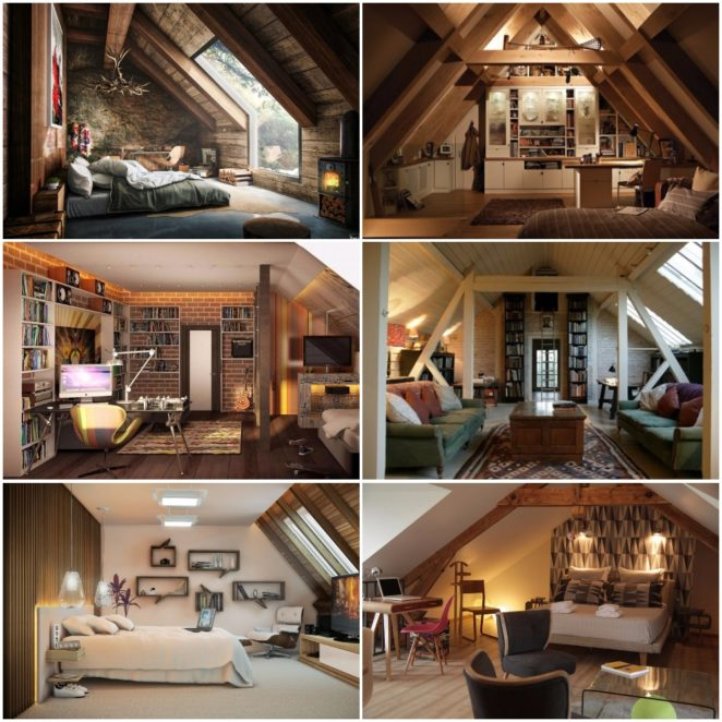 Best Tips Of How To Decorate An Attic Apartment