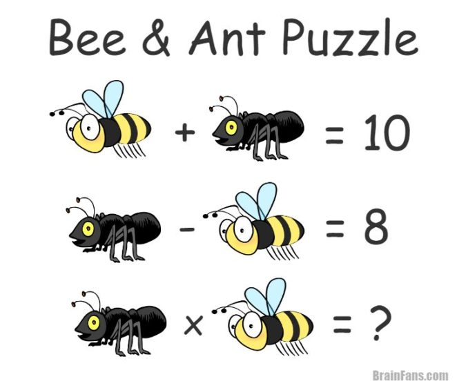 Brain Teaser - Number and Math Puzzle - Virily