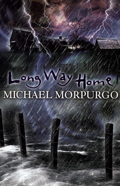 Book Review: Long Way Home, by Michael Morpurgo
