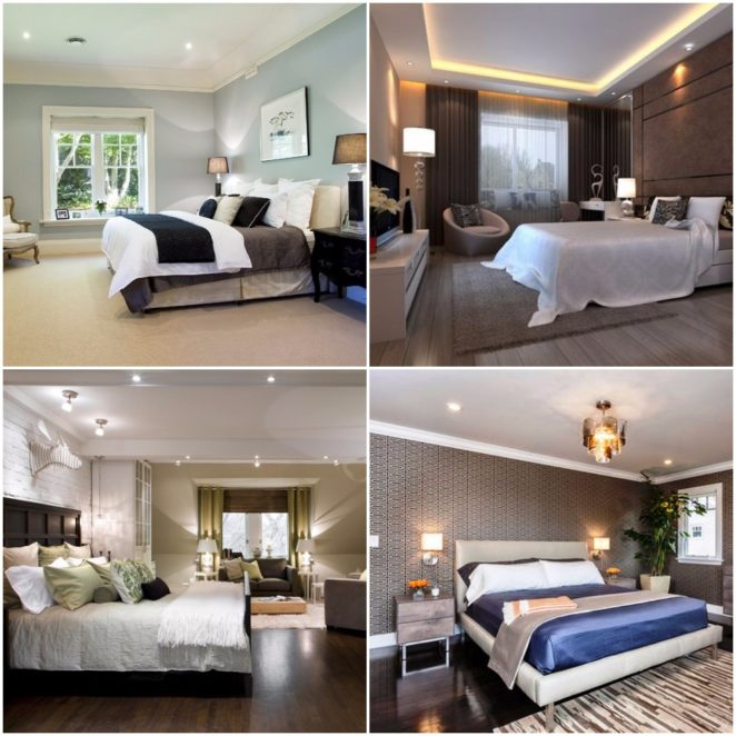 Tips For The Bedroom Lighting And Luminaires Virily