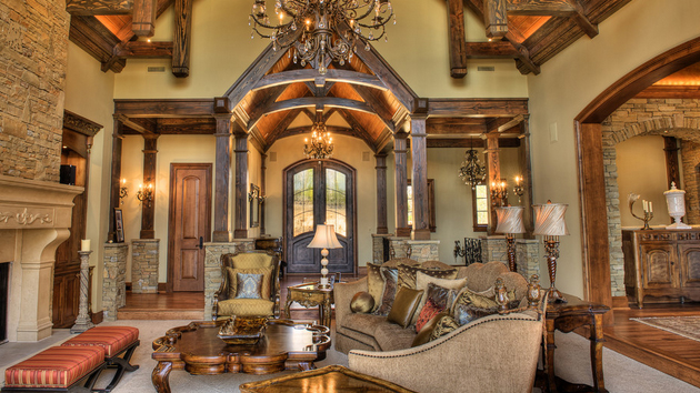 charming tuscan living room decorating ideas | 10 Inspiration Ideas for Tuscan Style Living Room - Virily