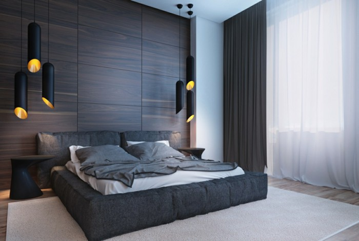 Tips Of How To Create An Accent Wall Of The Bedroom Virily