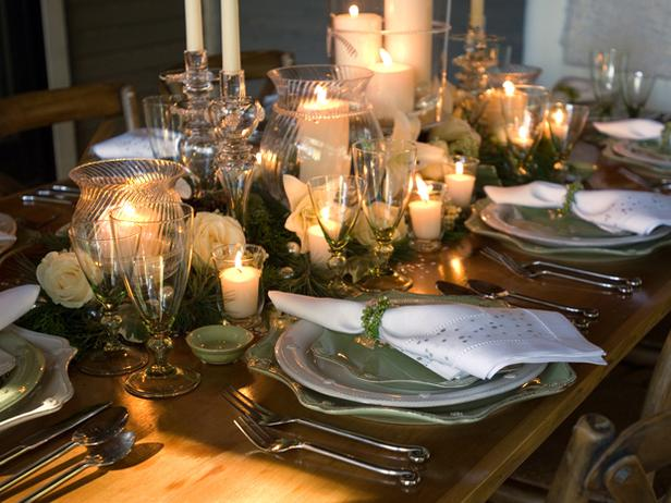 Tips And Ideas For Creating Festive Christmas Table Virily