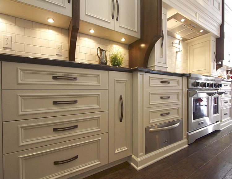 Organizing Lower Kitchen Cabinets