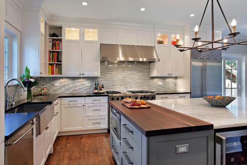 Kitchen Design Tips For Organizing Upper Kitchen Cabinets