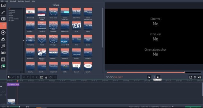 Adding Subtitles Using Movavi Video Editor - Virily