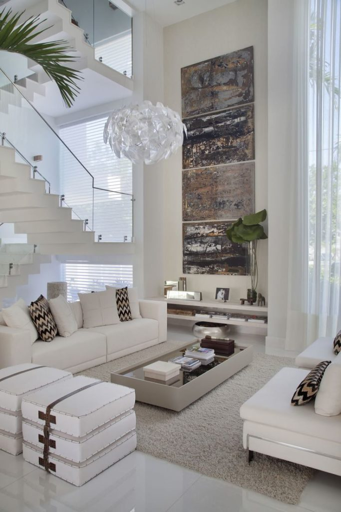25 Tall Ceiling Living Room Design Ideas High Ceiling Living Room Tall Ceiling Living Room Popular Living Room Colors