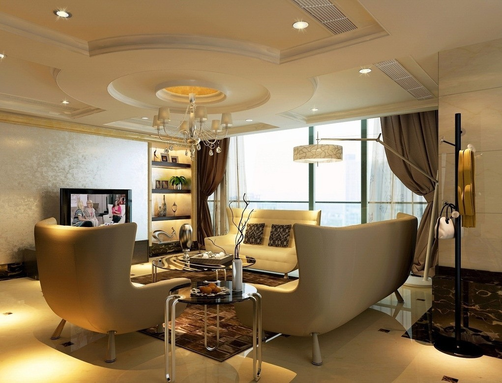 Ideas For Round Shapes In The Interior Virily