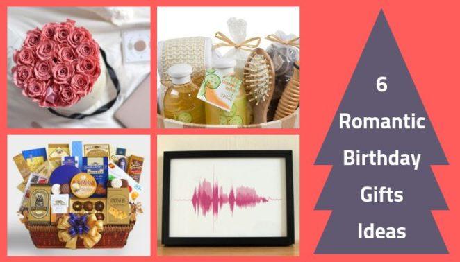 5 Birthday Gifts Ideas That Set Up Romance Around Her