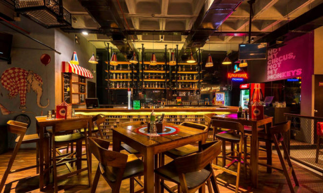 Most popular restaurants, bars, pubs and cafes in Bangalore - Virily