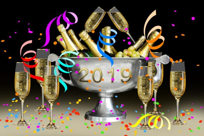 Superstition and New Year Day