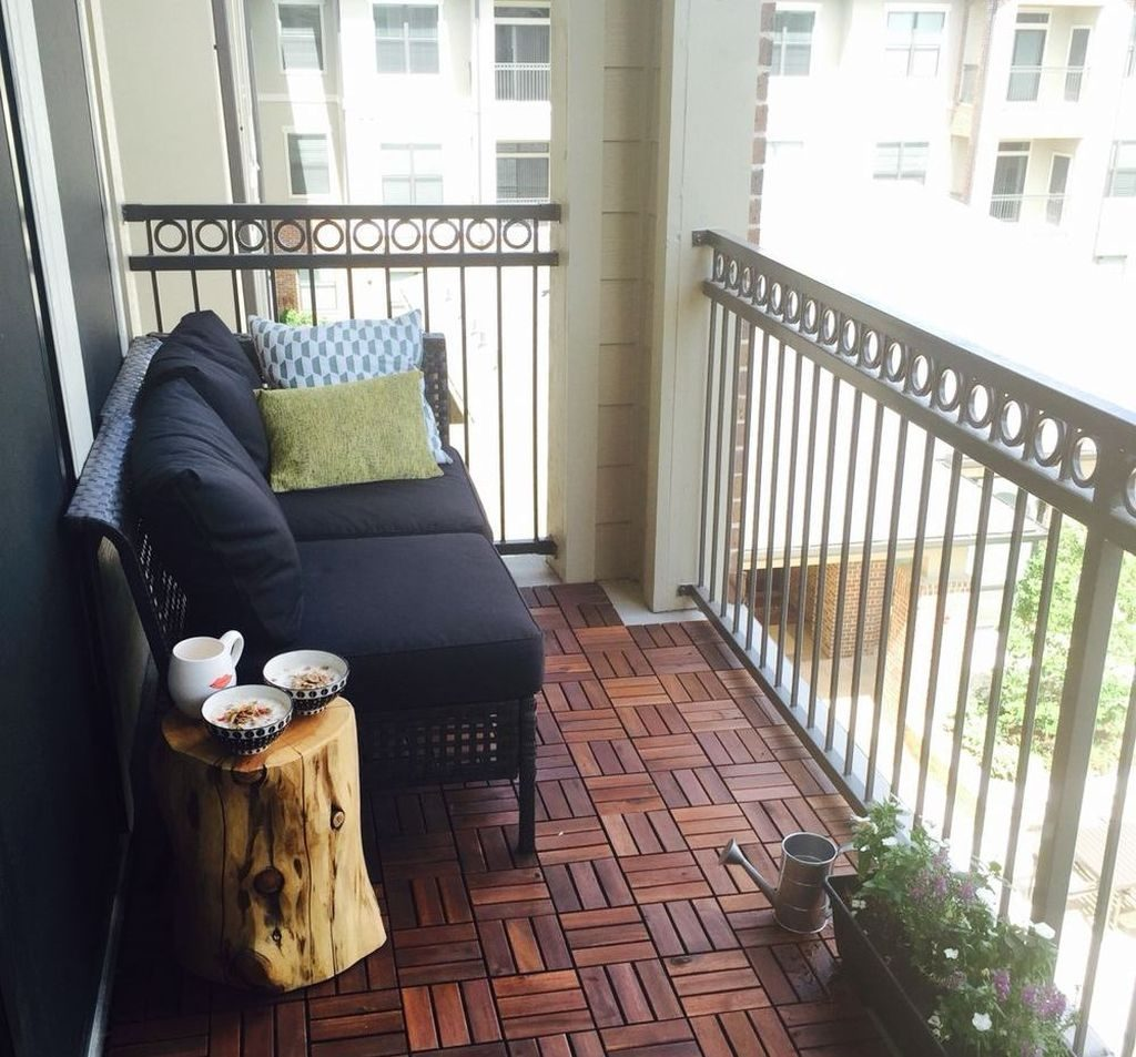 26 Inspiring Ideas For Decks: Short Tips On How To Equip A Balcony Under Feng Shui