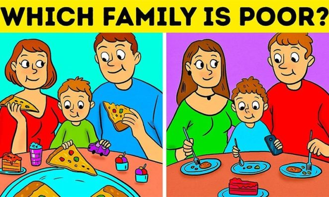Which Family Is Poor Virily